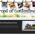Drops of Contentment