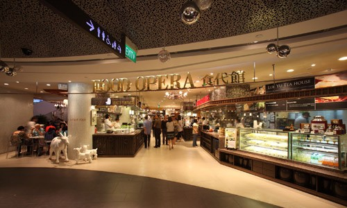 Food Opera @ ION Orchard Reviews - Singapore Food Courts