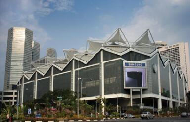 suntec singapore international convention  exhibition