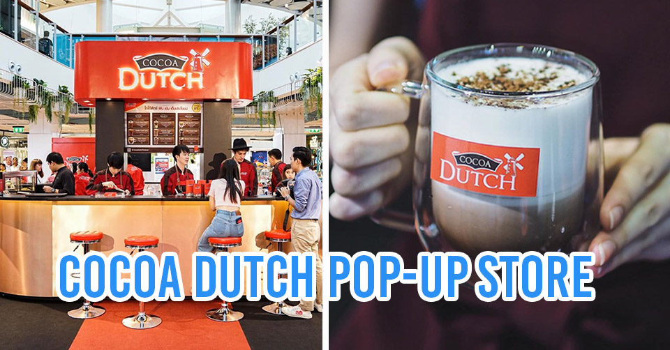 cocoa dutch pop up cover