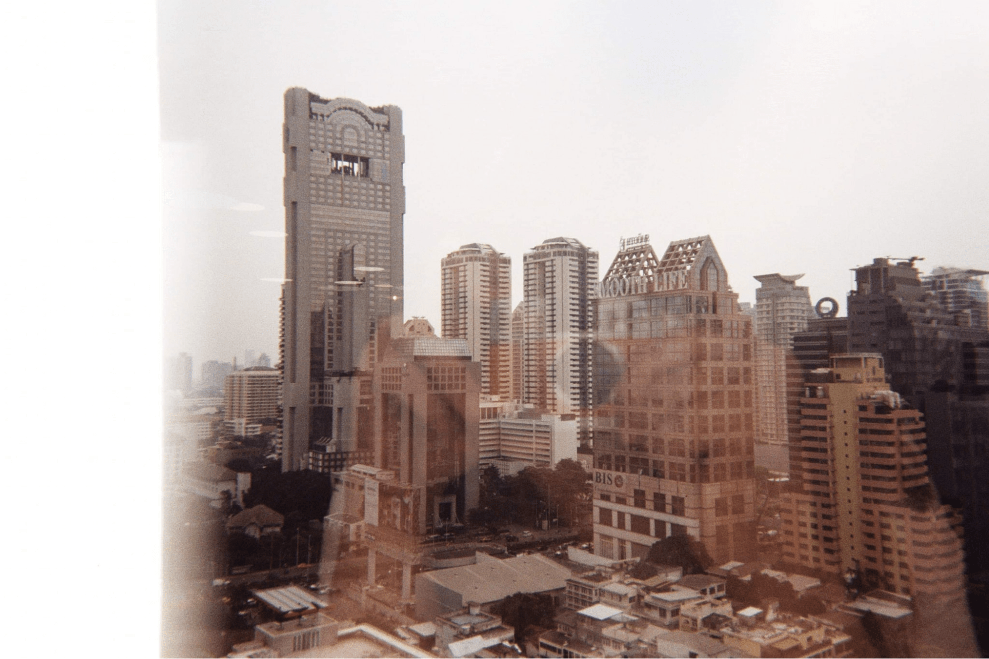 picture from film camera at 7-11