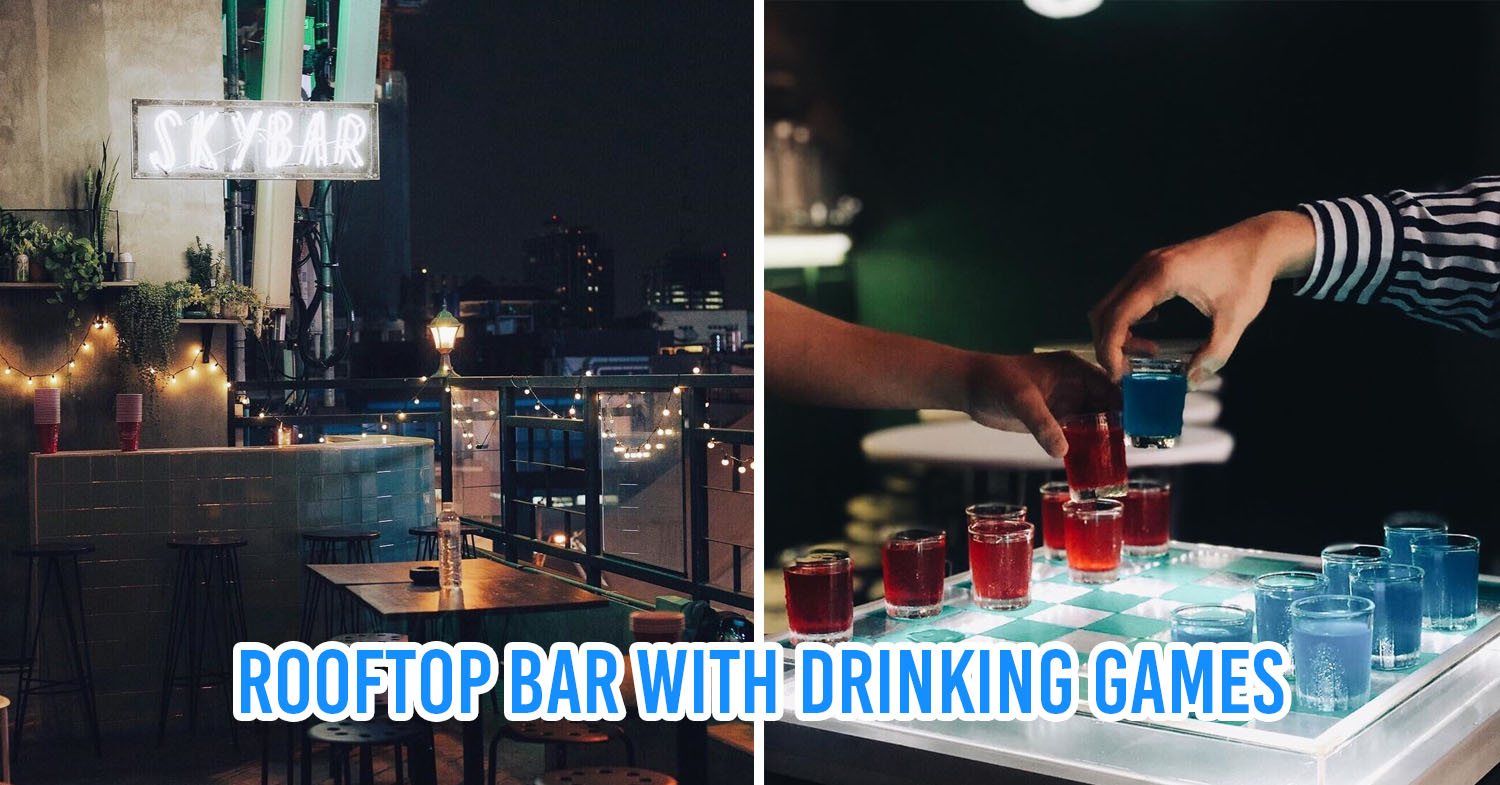 8 Bars In Bangkok Conveniently Located Near Bts Stations