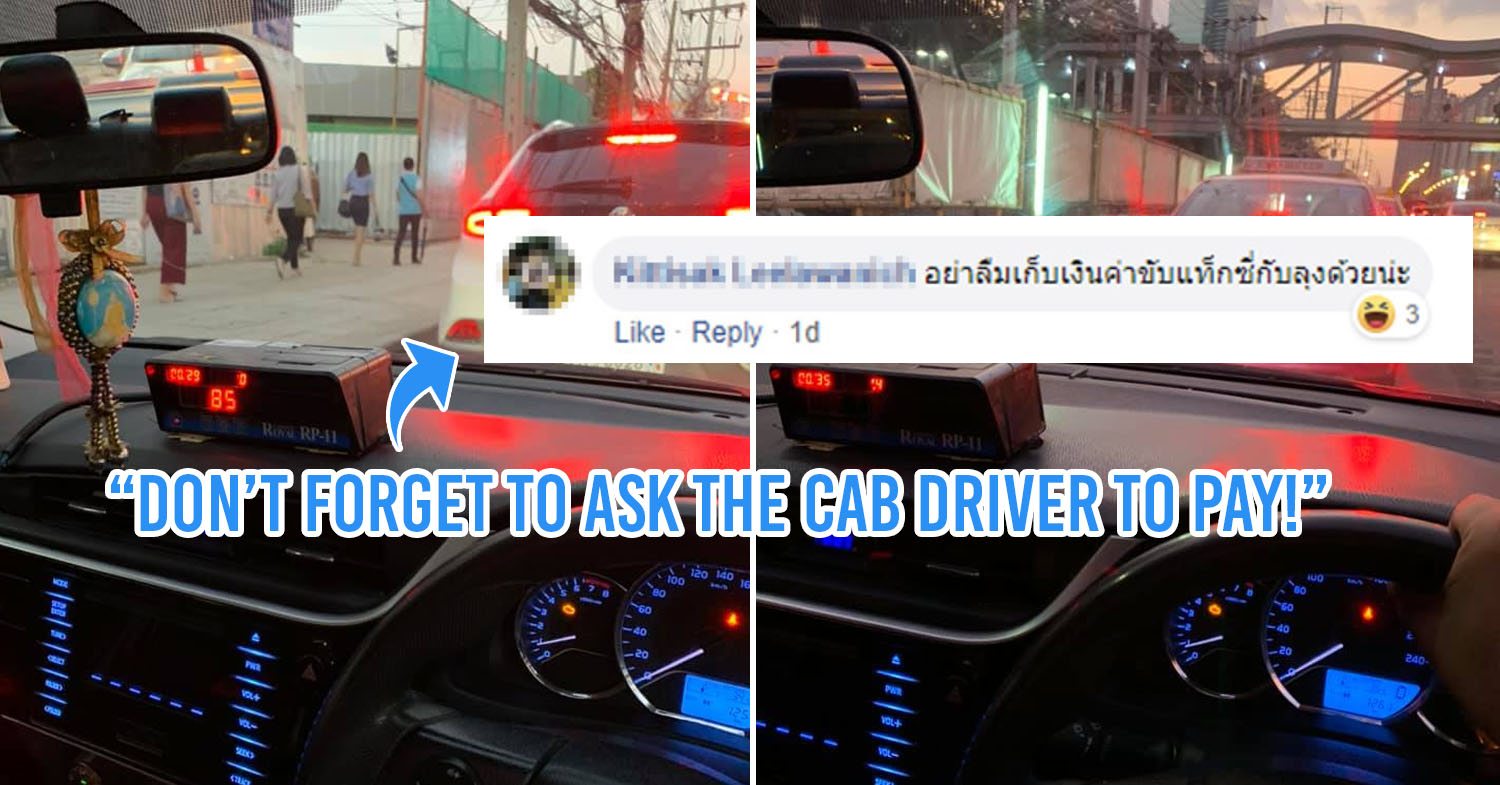 passenger becomes taxi driver cover image