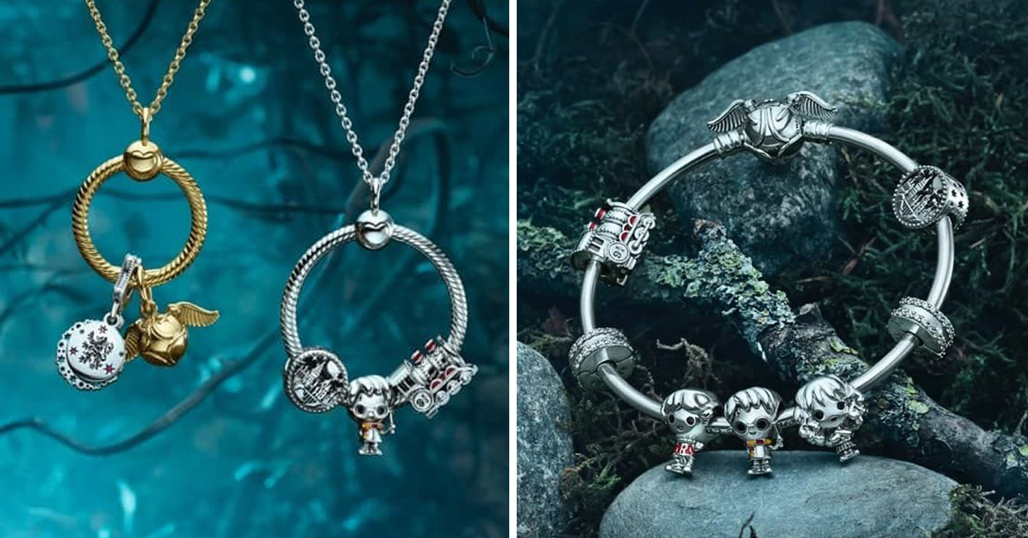 Pandora's Harry Potter Collection Is The Perfect Christmas Gift For Potterheads