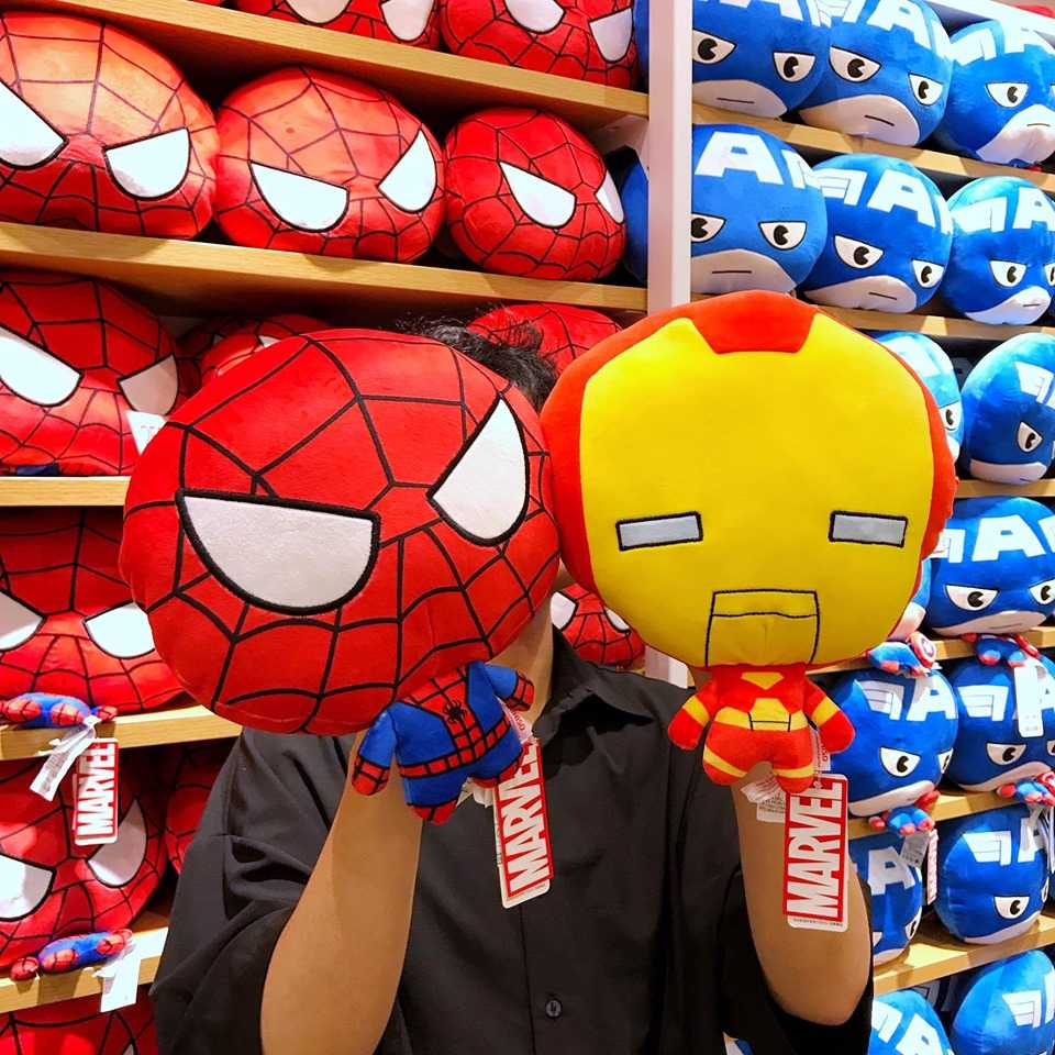 Miniso Thailand Launches Cute Avengers Collection For All