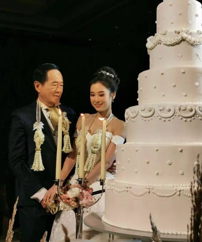 Thai Couple With 40-Year Age Gap Get Married