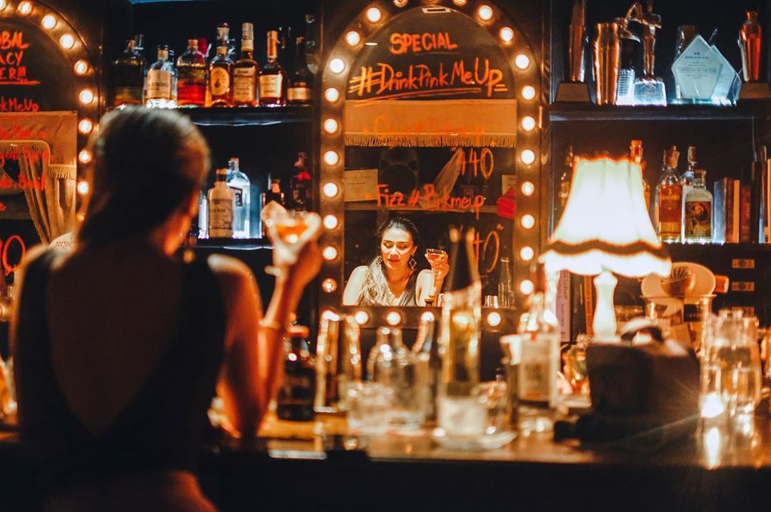 8 Bangkok Bars With Dramatic Themes For An Extra AF Night Out