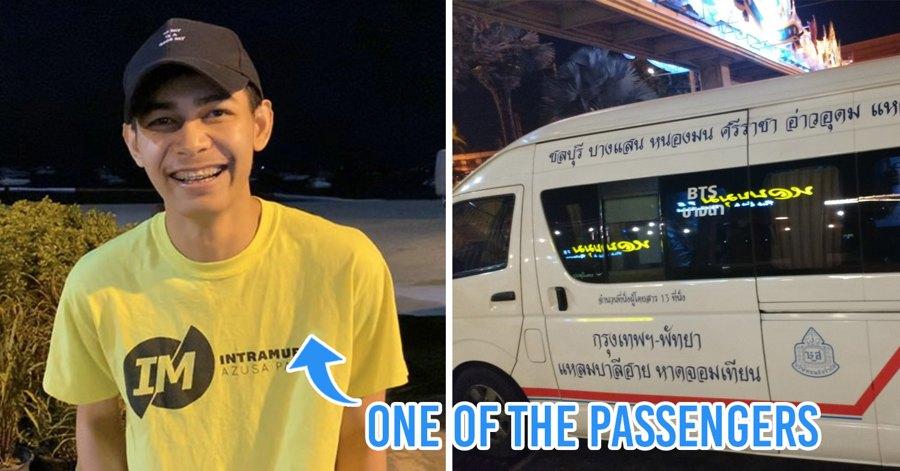 Van Driver Forgets Passengers At Gas Station, Only Realises 40km Later