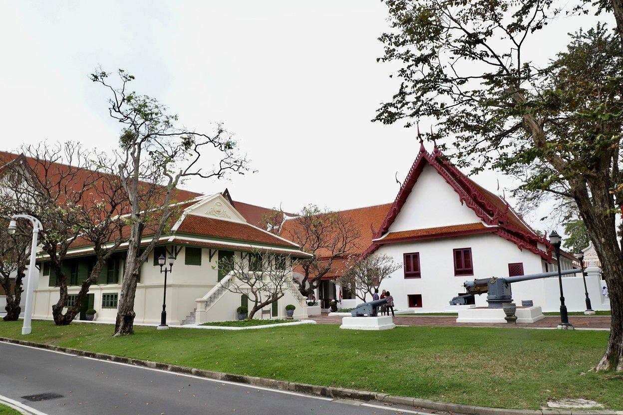 Thonburi Royal Palace Opened To Visitors For Free For 2 Weeks This Year