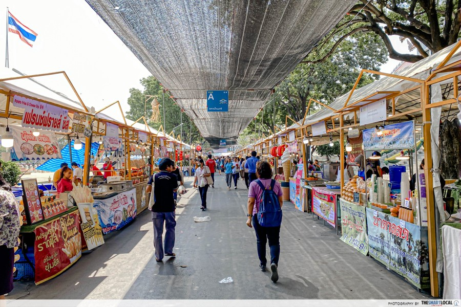 Kaset Fair 2020 - What To Check Out At Bangkok's Famous Uni Food Market And Funfair