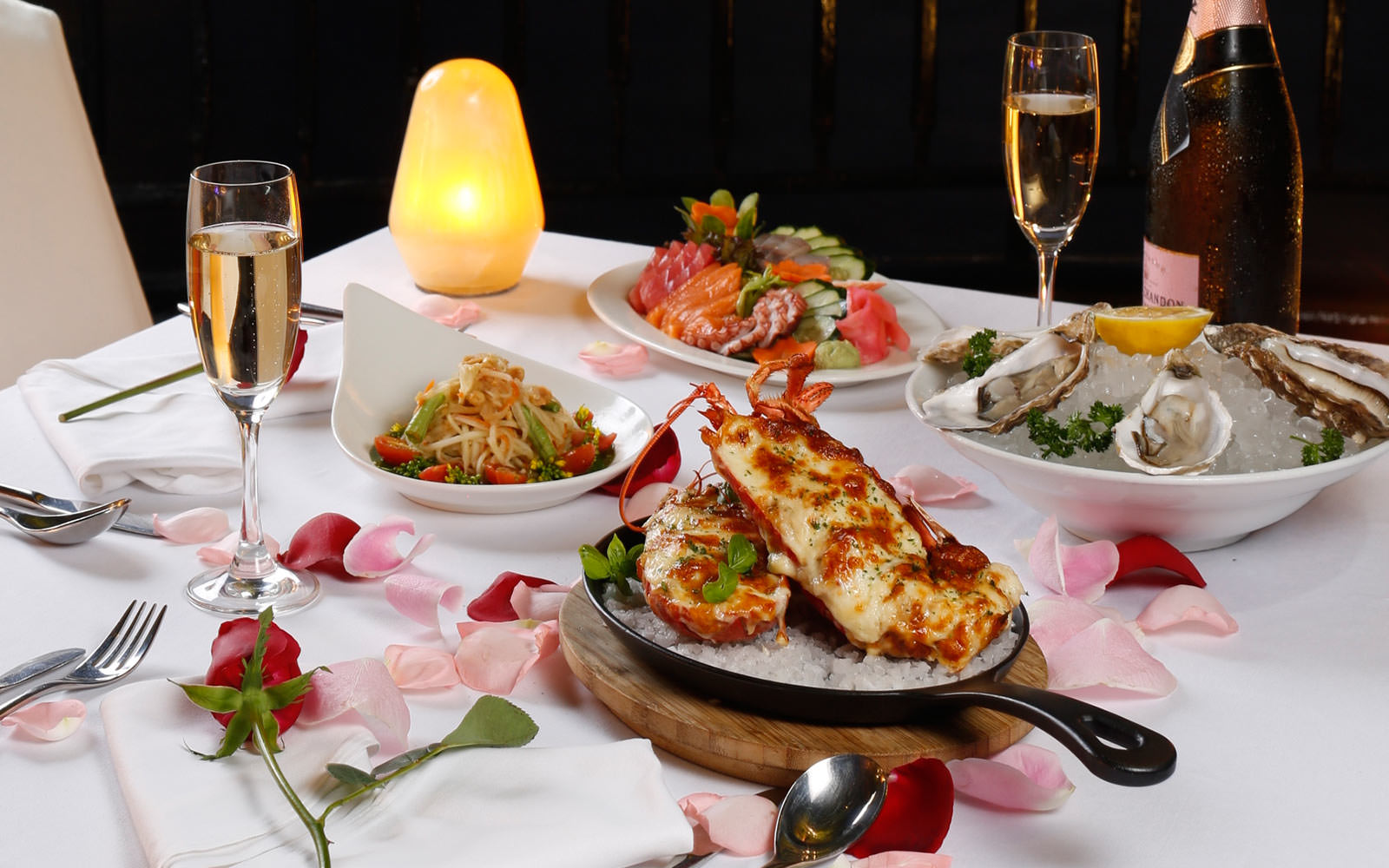 9 Romantic Restaurants In Bangkok With Valentine's Day Deals To Impress Your Date