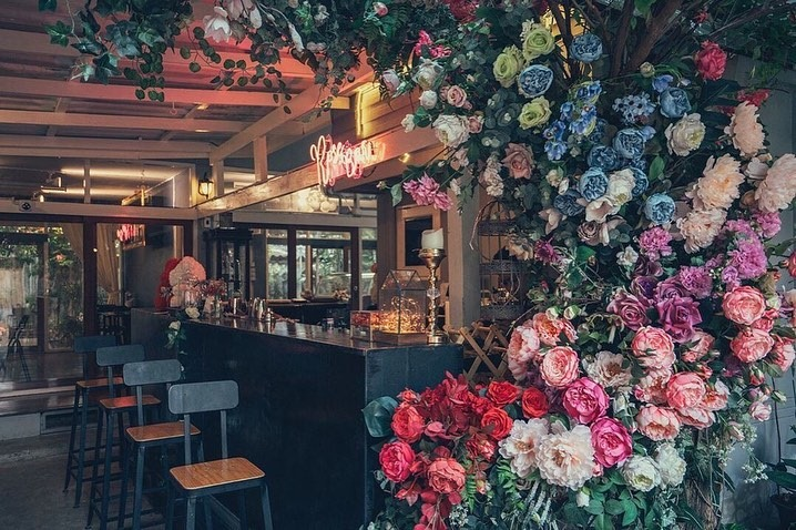 Most Romantic Cafes In Bangkok