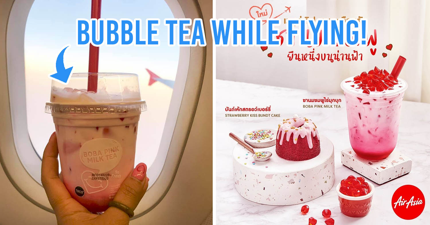 AirAsia Pink BBT Cover Image