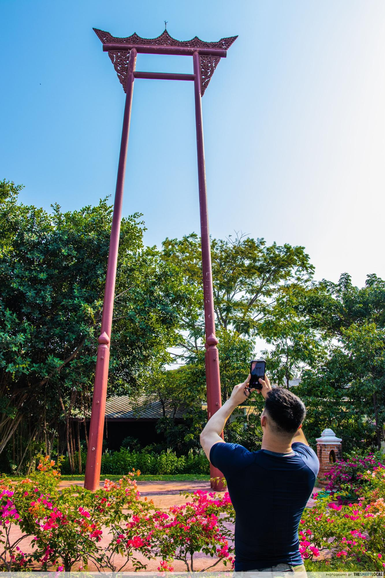 Bangkok's Giant Swing