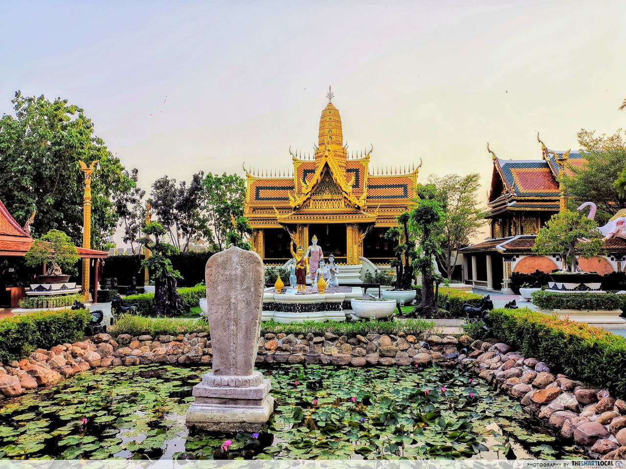 IG-Worthy spots at Thailand's Ancient City