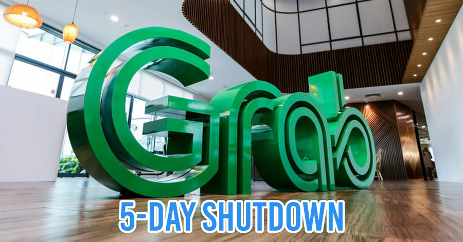 Grab Temporarily Shuts Thai And S'pore Offices For Deep Cleaning After Staff Tested Positive For COVID-19