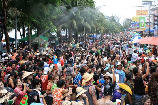 Songkran Events Cancelled Due To COVID-19 In Pattaya, Patong, And Khon Kaen