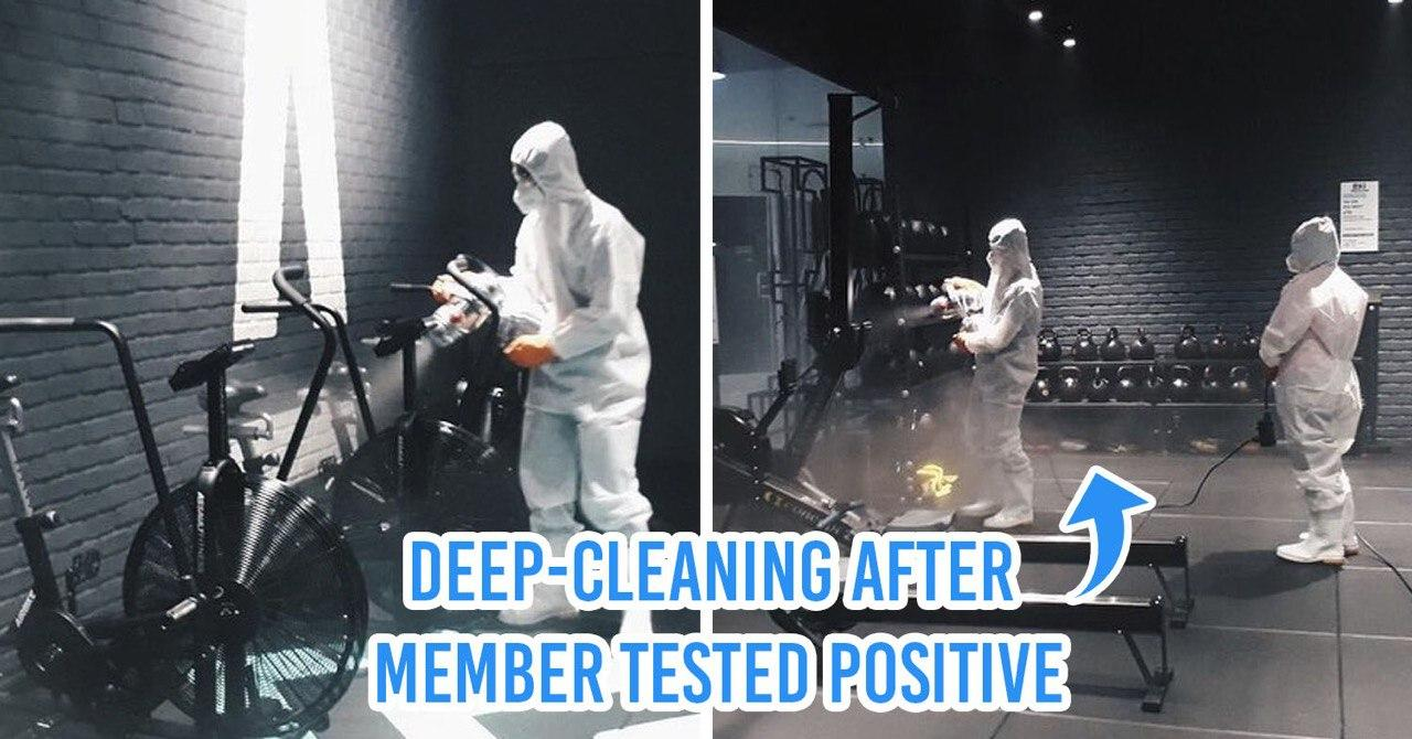 base amarin conducts deep cleaning after member tested postive for covid-19