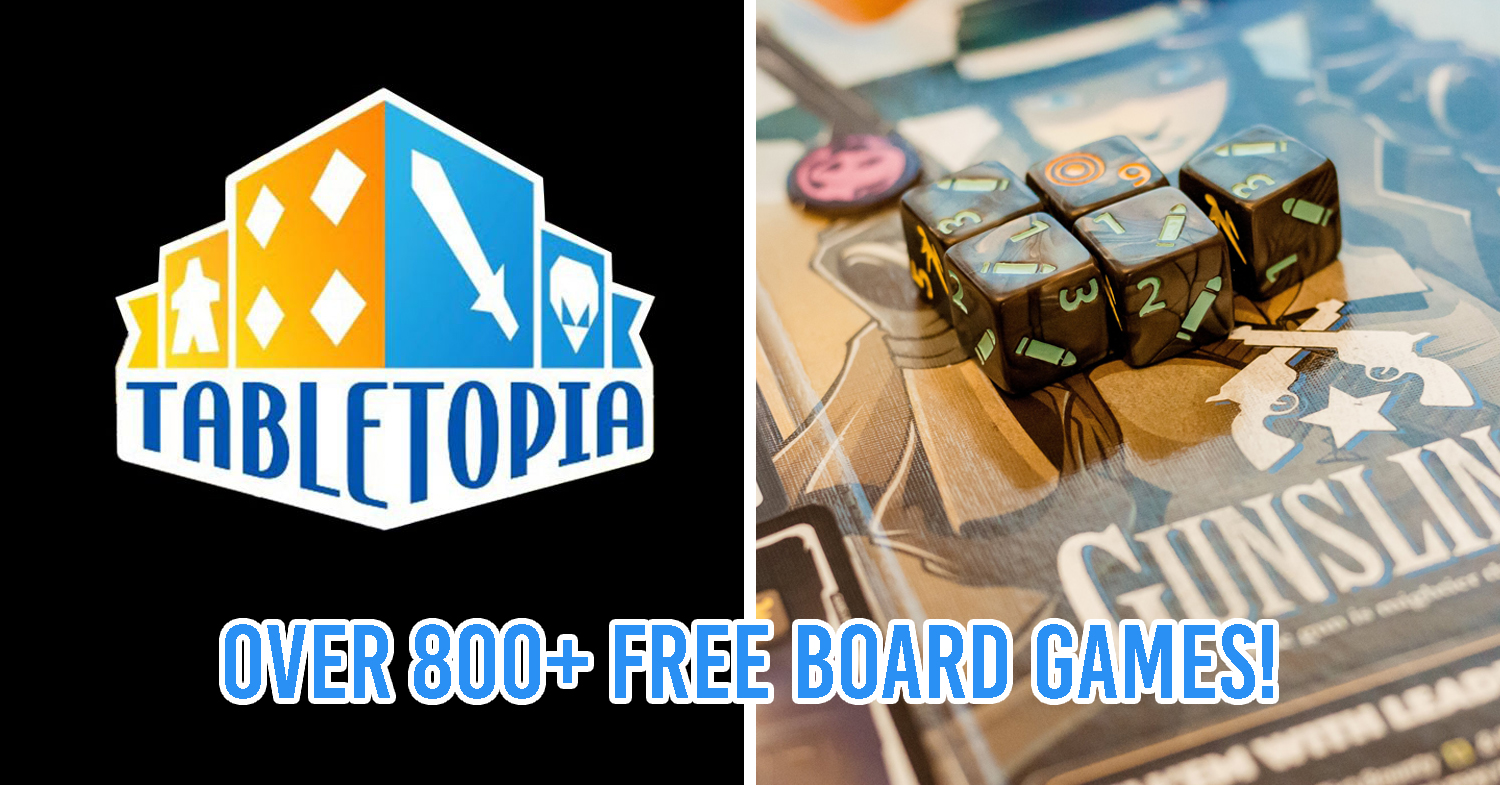 800+ free online board games on Tabletopia