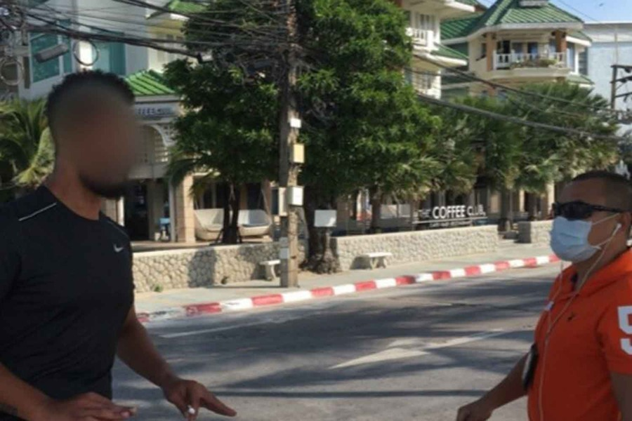 Face Masks Now Mandatory In Phuket To Prevent Infections, Tourist Gets Charged For Not Following Rules