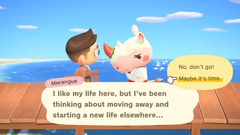 animal crossings new horizons villagers