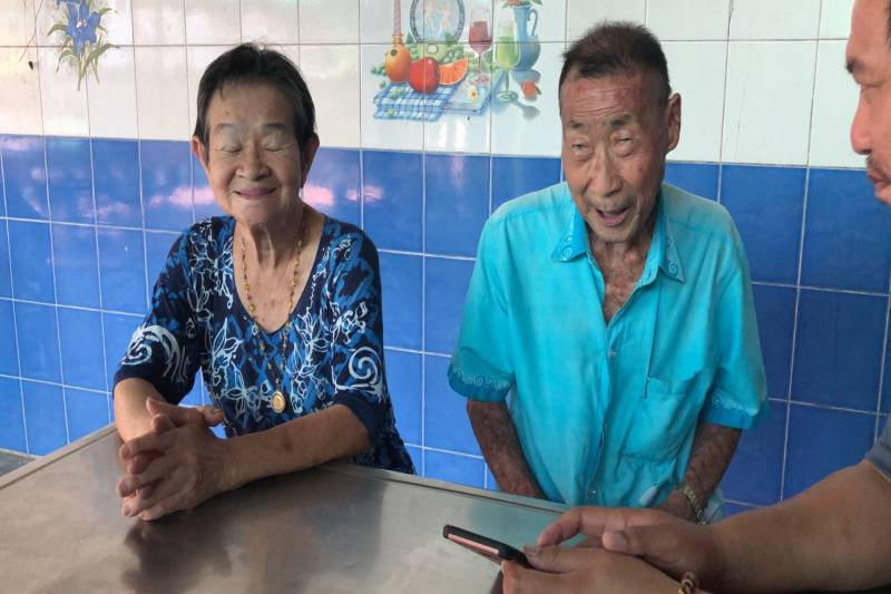 Elderly Hawkers Donate Their Saving over THB1 million during COVID-19