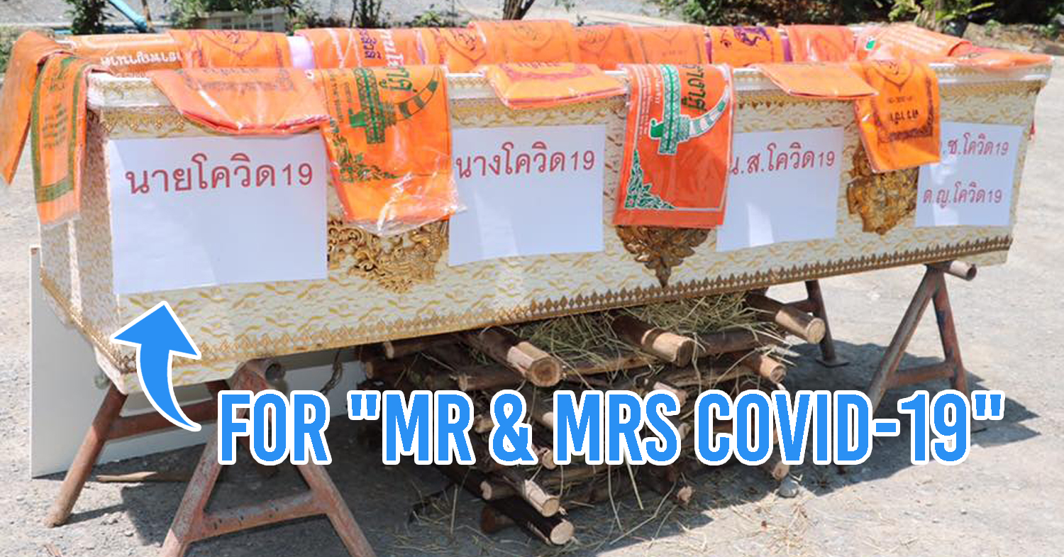 Thais make merit online to ward off COVID-19