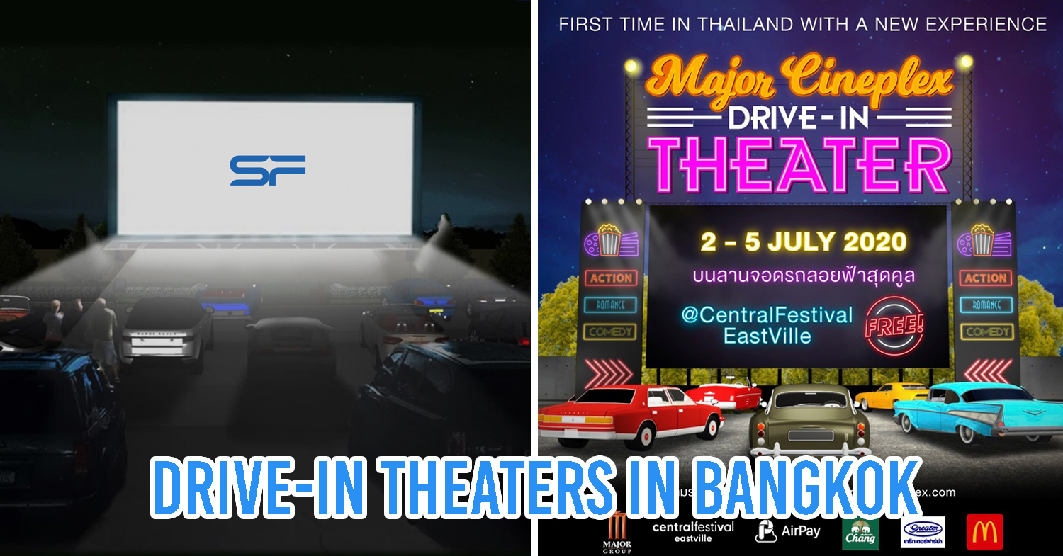 Drive-In Cinemas in Bangkok