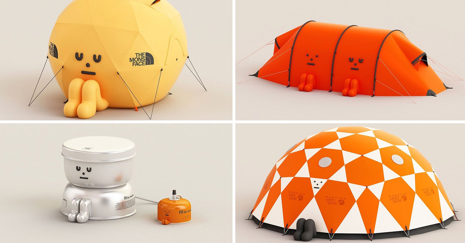 Sticky Monster Lab camping equipment