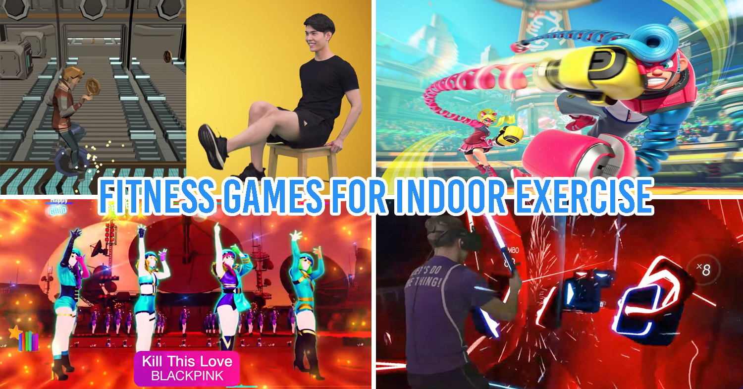 Best fitness games