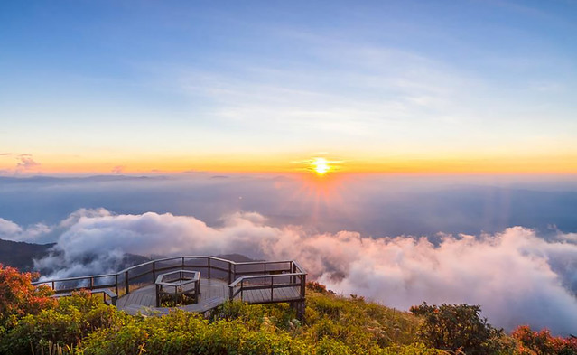HikingTrail doi inthanon