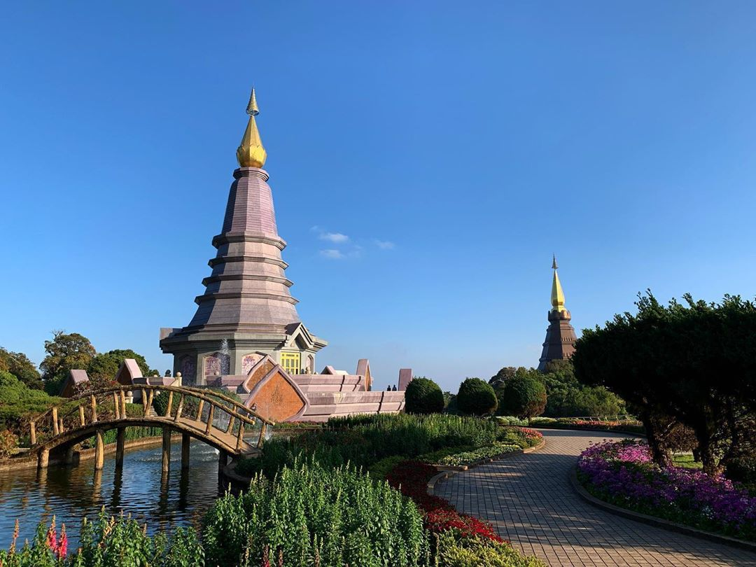 HikingTrail doi pagoda