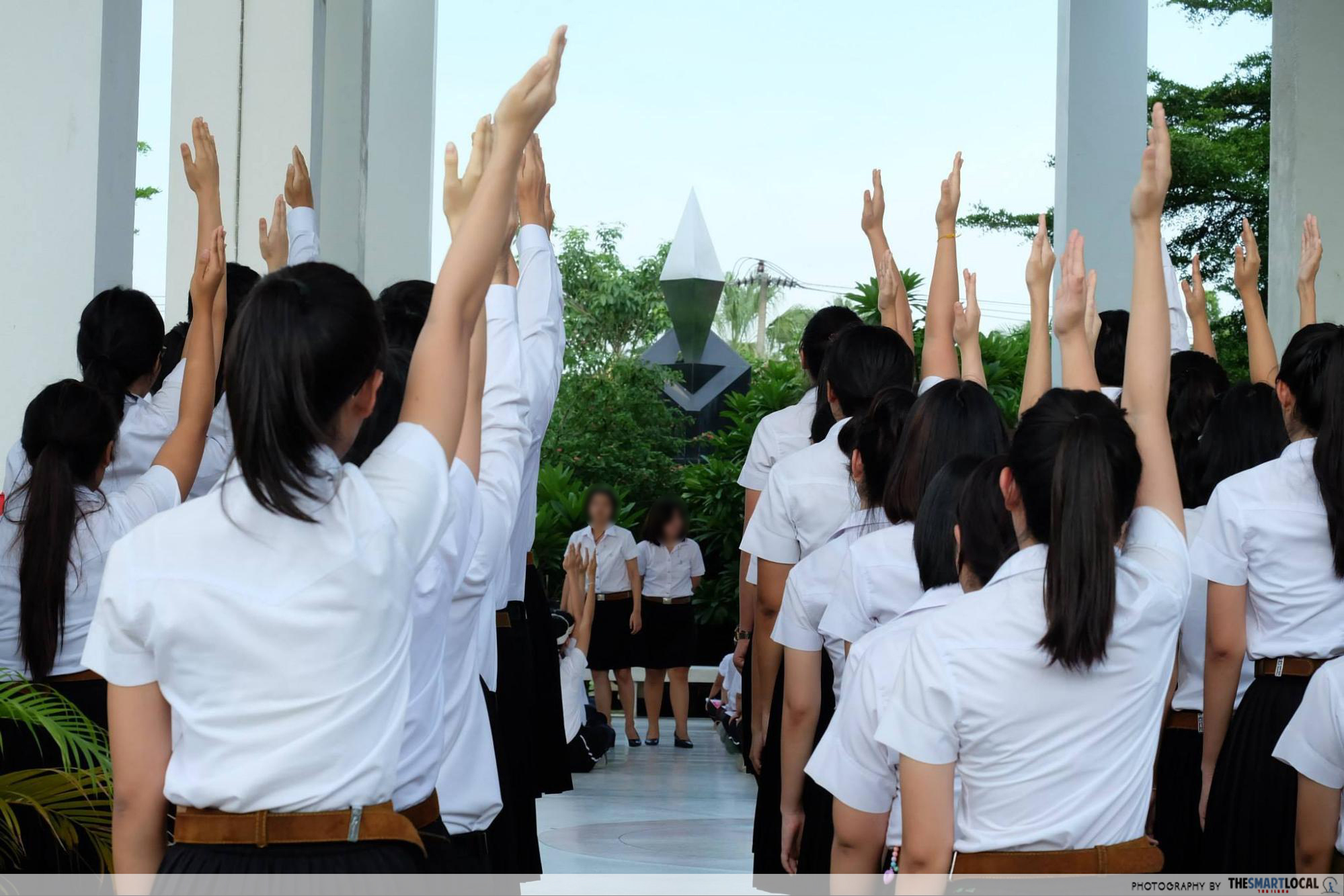 Hazing Culture in Thailand