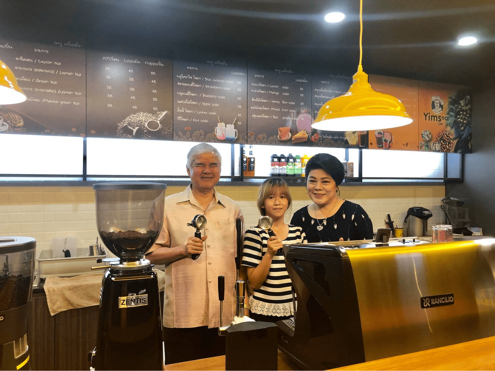 Amazon Cafe saves disabled staff