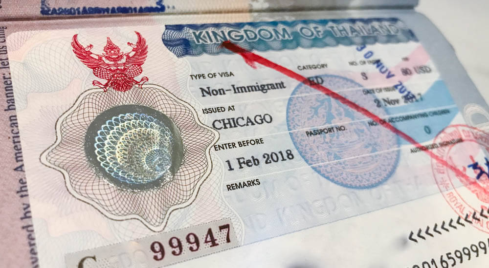 Singaporeans are allowed to Thailand