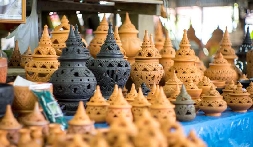 Pa Toom Pottery Factory