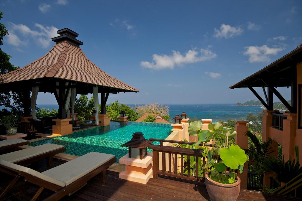 Ban's Diving Resort Pool Villa