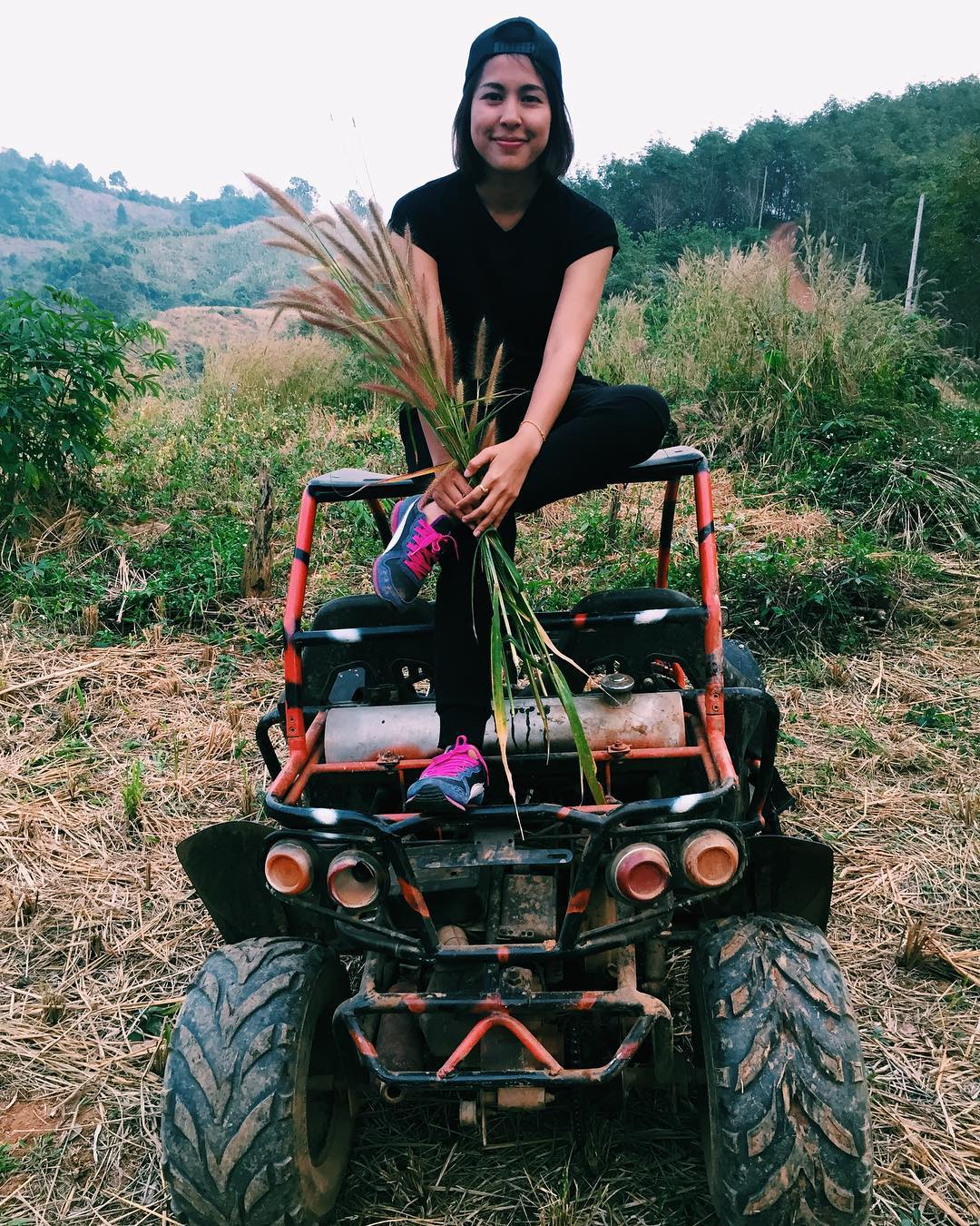 ATV Buggy in Chiang Rai
