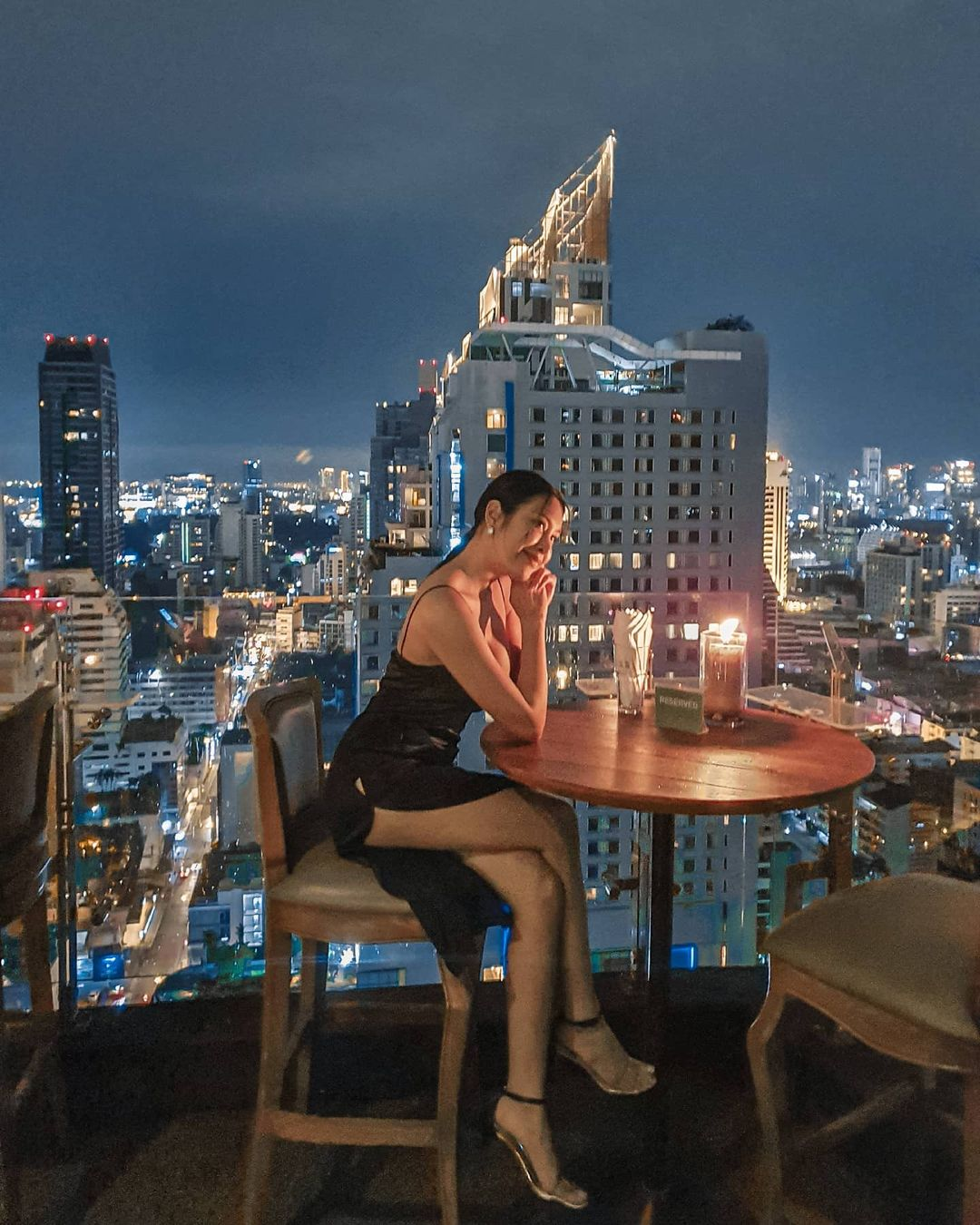 Rooftop Bar Above 11