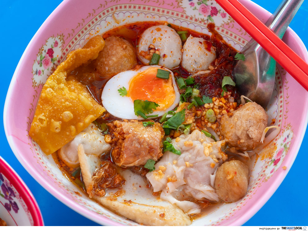 Tom Yum With 11 Toppings