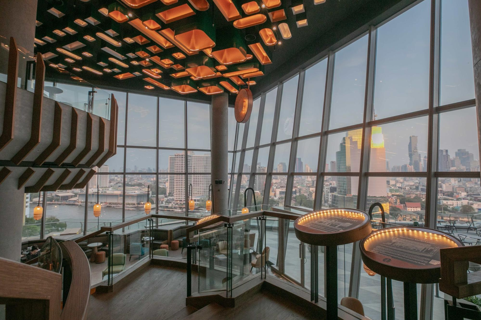 ICONSIAM Has The Biggest Starbucks Outlet In Thailand