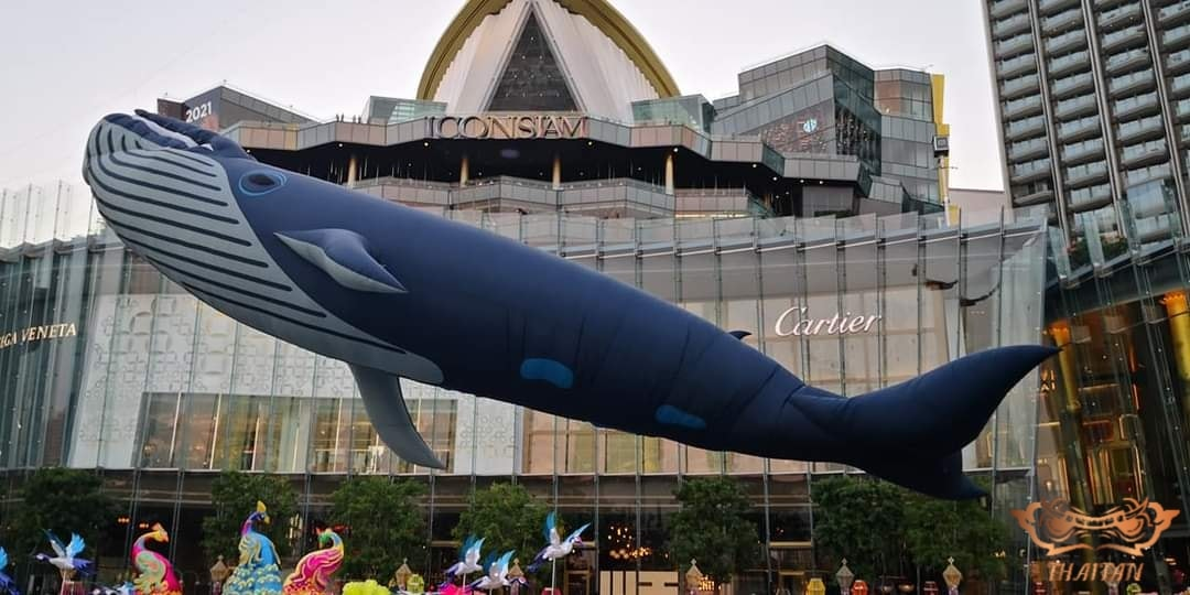 ICONSIAM's Summer Kite Playground: Make & Fly Your Kites Until 18th April