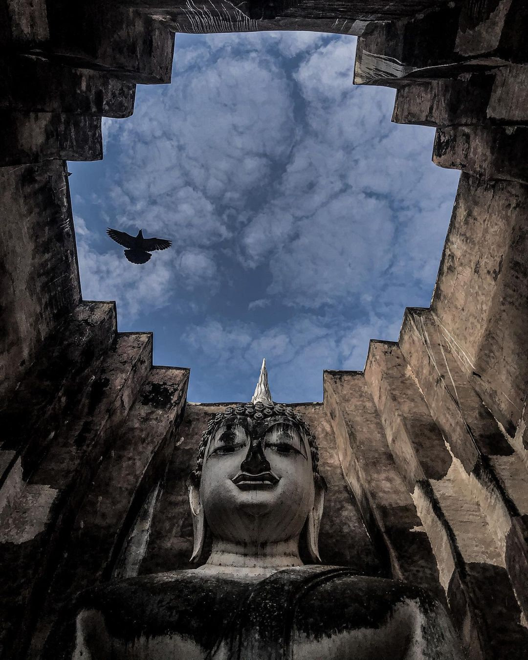 Sukhothai Has An IG-Worthy Open-Roof Temple