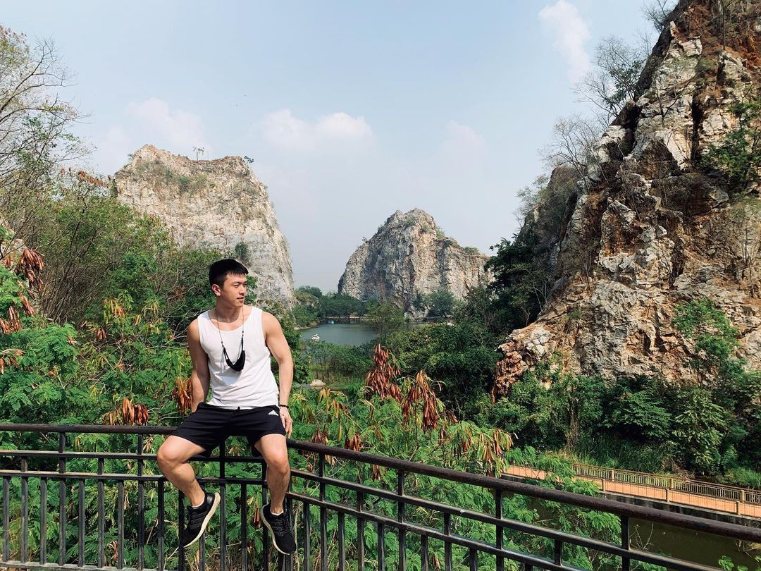 This National Park Looks Like Something Out Of 'Raya The Last Dragon' & Is Only 2 Hrs From BKK
