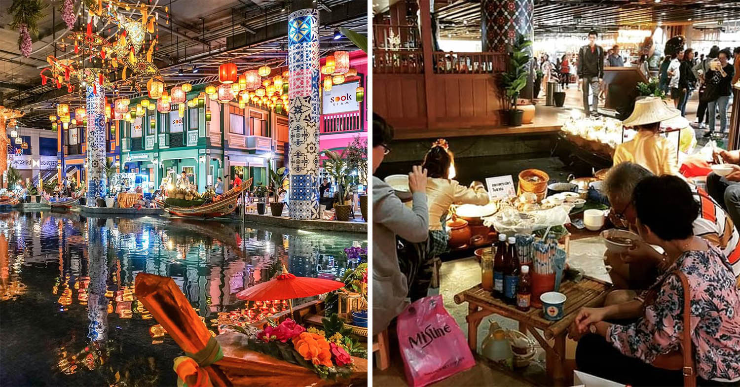 ICONSIAM: BKK's Ultra-Luxe Shopping Centre