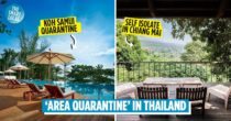Tourists Flying To Thailand Can Quarantine In Krabi, Phuket, Koh Samui & More In April