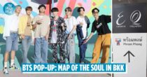 BTS Pop-Up: Map Of The Soul Comes To The EmQuartier Bangkok On 1st May 'Til 25th July 2021
