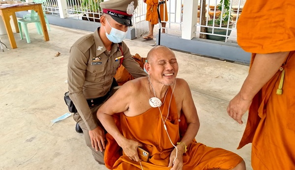 monk acts disabled