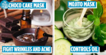 12 Simple & Cheap Homemade Face Mask Recipes To Pamper Your Skin At Home