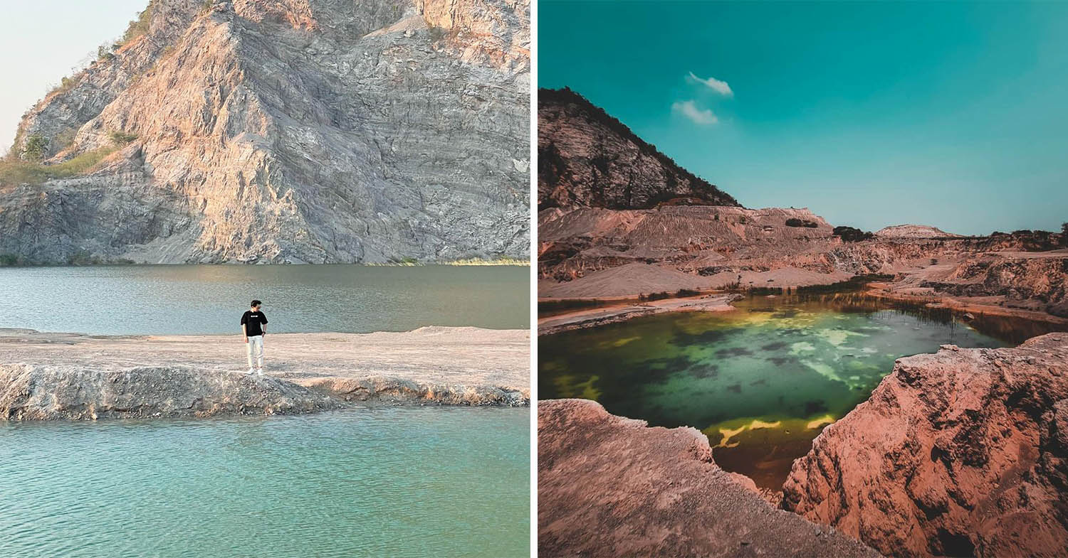 This Grand Canyon In Ratchaburi Is Only 3-Hours Away From BKK & Looks Like The Moon